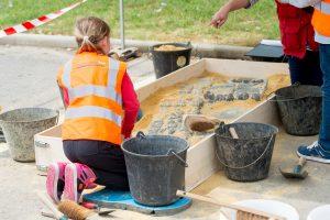 Journées de l'archéologie à Dijon : Le Bal des Vestiges