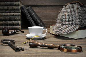 Jeux – Le défi de Sherlock Holmes – Episode 0