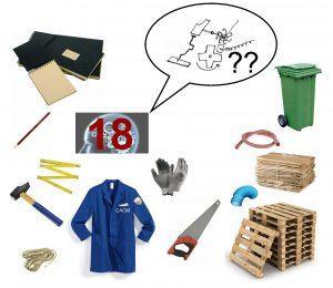 Rencontres de LaFabriK – Bribe d'émoi / déchets d'œuvre