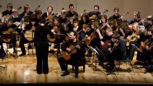 Concert – Orchestre national de guitares des Etats-Unis