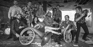 Concert – Živeli Orkestar – Balkan Brass Bend