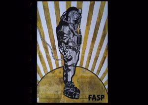 Vernissage de l'expo de «Fasp»