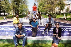 Concert – Les Pythons de la Fournaise