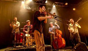 Concert – Gadjo Loco