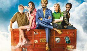 Ciné en plein air – L'extraordinaire voyage du fakir