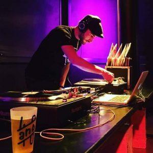 DJ set – Le Père Cut's all vinyl party