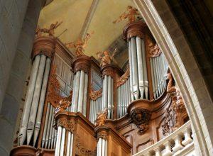 Estivales de l'orgue de la cathédrale de Dijon