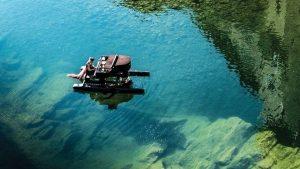 Le PianO du Lac – Concert flottant sur le lac Kir