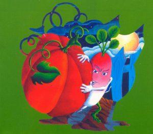 Spectacle – «Le radis radin»