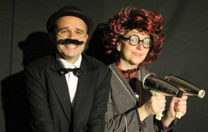 Spectacle – « Rêves amours & entourloupes »
