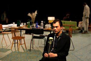 Théâtre – L'absence de père