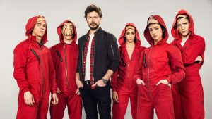 Week-end « Casa de Papel »