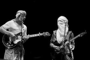 Repas-concert Blues Touareg