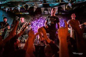 Concert – Rude Pride + Alcosynthic + RBFOS