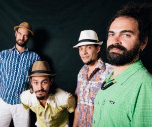 Bal brésilien Conjunto Regional Samba Matuto + boum Love Boat