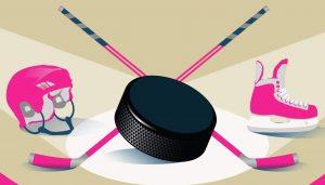 Journée portes ouvertes hockey sur glace 100% réservée au filles