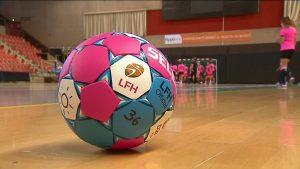 Handball – JDA Dijon vs Mérignac