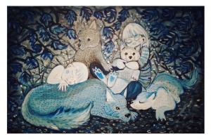 Expo-vente peinture et dessin