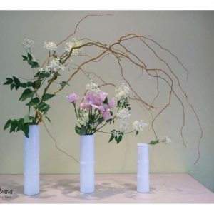 Initiation à l'art floral japonais