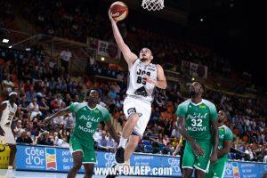 Basket – JDA Dijon vs Monaco