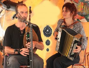 Concert / bal folk – La Patelle Noire