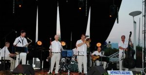 Concert dansant – Anthracite Jazz Band