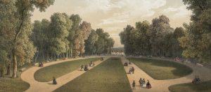 Ville d'art et d'histoire, déjà 10 ans – Le parc de la Colombière