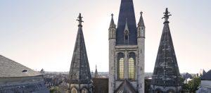 Ville d'art et d'histoire, déjà 10 ans – L'église Notre-Dame
