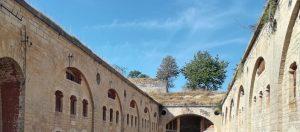 Ville d'art et d'histoire, déjà 10 ans – Le fort de la Motte-Giron