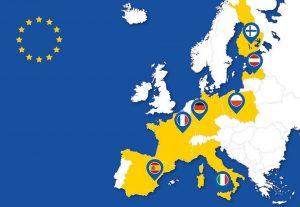 Erasmus Days à l'uB : Vive l'alliance Forthem !