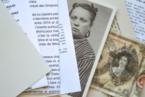 Atelier de pratique artistique – autour de l'exposition de Fanny Durand