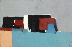 Exposition – Écueils ou l'ordinaire d'une femme qui peint
