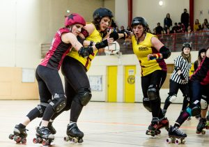 Championnat de France de Roller Derby – Nationale 2 zone 4