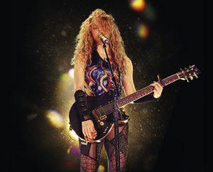 Cinéma – «Shakira : El dorado Tour»