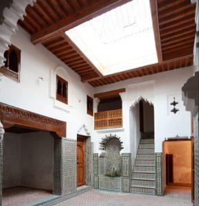 Conférence – «Architecture arabo-andalouse, contraintes et adaptations»
