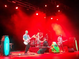 Concert Tunkal – Beach Moonsters