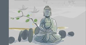 Découverte de la pratique du zen