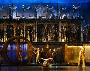 Opéra au cinéma – «Akhnaten»