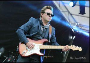 Concert – JP Apro et son blues rock band