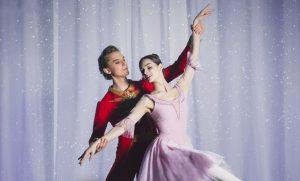 Ballet au cinéma : «Casse-Noisette»