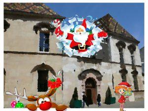 Marché de Noël de l'association EAPLAMH