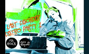 Last Disorder – Distro Party #1
