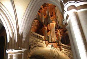 Les organistes en joute – Concert-fantaisie à 2 orgues, 6 mains, 6 pieds, 6000 tuyaux