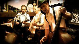 Concert – The Kokomo's rockabilly + Hellbillykrow's punchy bluegrass