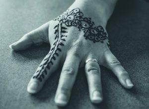 Les Nuits d'Orient – Du henné pour vos mains