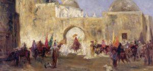 Visite thématique – le Grand Tour, voyages d'artistes en Orient
