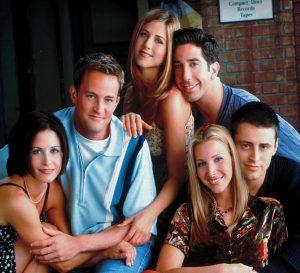 Cinéma «Friends 25»