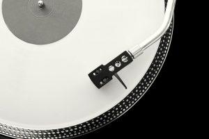 Vente de disques vinyles