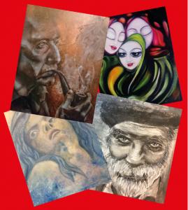 Expo-vente – Art pour soi et pour les autres…