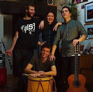 Concert fourchette – Los Franchaleros
